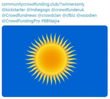 Https://communitycrowdfunding.club/?winnersonly