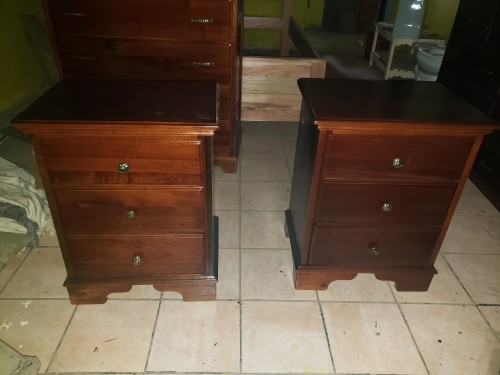Pairs Of Night Tables