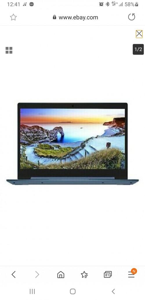 Brand New Lenovo Laptop