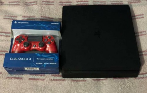 Faily New Ps4