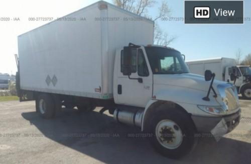 2007 International Box Truck