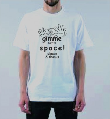 Gimme Some Space T-Shirt