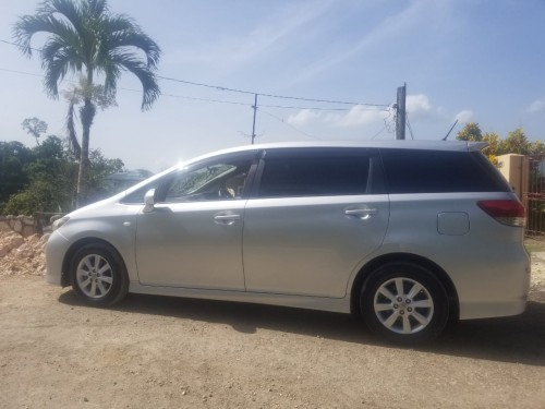 2011 Toyota Wish Newly Imported For Sale