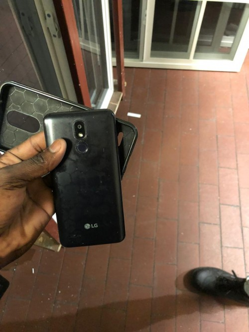 LG Aristo 3+ Phone