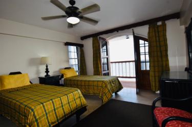 2 Bedroom Oceanfront Apartment