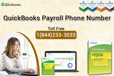 QuickBooks Payroll Support Number|+1(844)233-3033