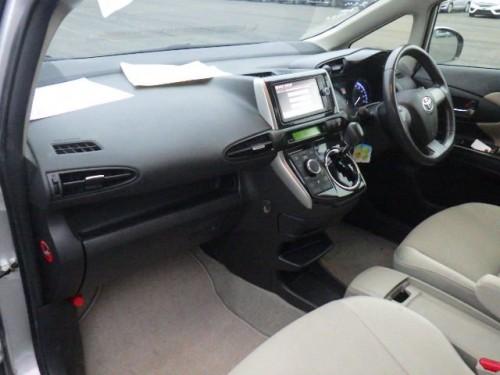 Toyota Wish, 2012, New Import