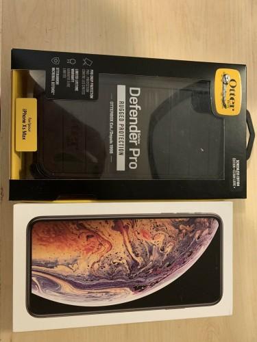Apple IPhone XS Max - 512GB - Gold(Unlocked) A1921