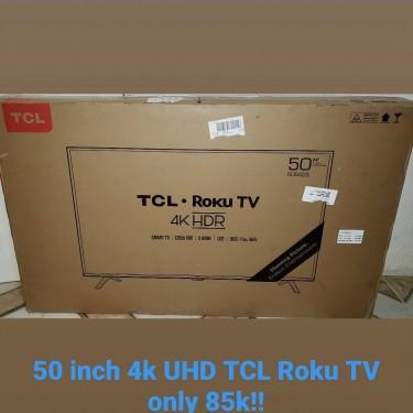 TCL 4K UHD Roku TV