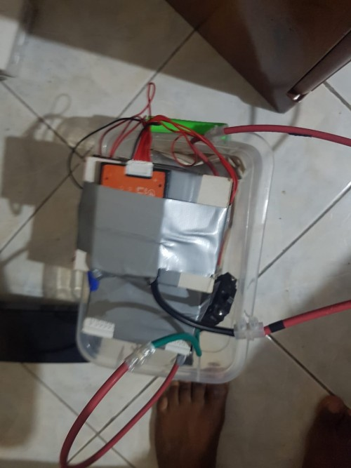 Small Solar System For Small Appliance Backup