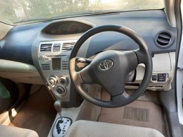 Toyota Belta 2012