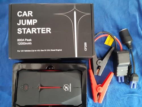 Car Jumper Starter