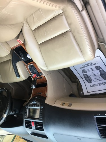 Honda Accord CL9