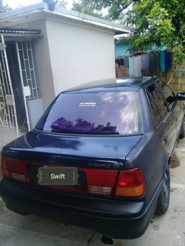 1993 Suzuki Swift