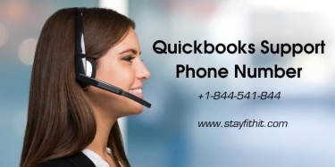 Get Quickbooks Support Phone Number +1-844-5418444