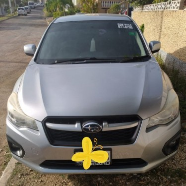 2012 Subaru G4