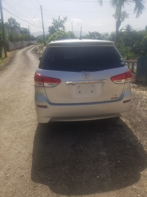 2011 Toyota Wish For Sale Newly Imported