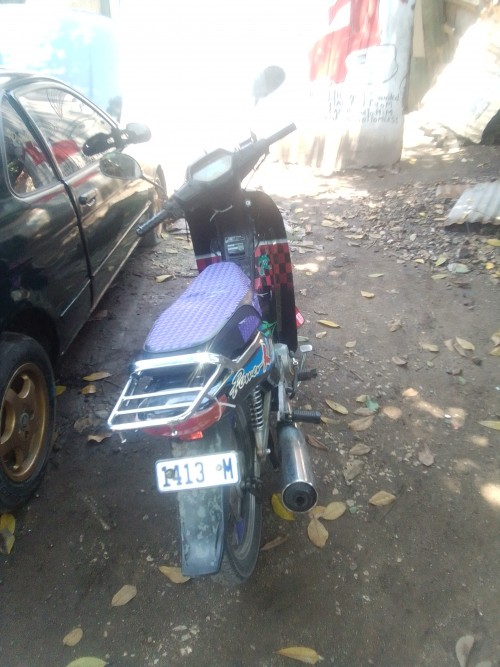 110 Riding Papers Up License 70k Price