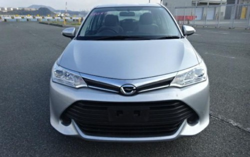 2016 Toyota   Axio Newly Imported For Sale