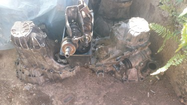 3sge Gearbox, Axels And Spare Parts