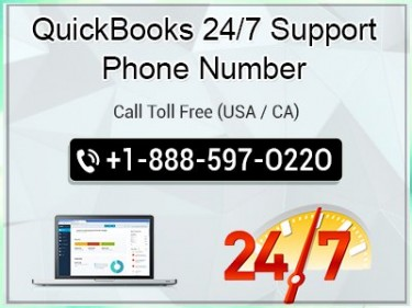 QuickBooks 24/7 Support Phone Number 888-597-O22O