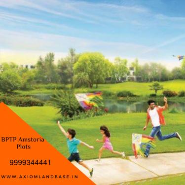 BPTP Amstoria Plots Gurgaon - 9999344441