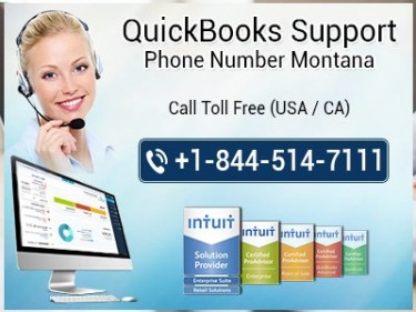 QuickBooks Support Phone Number Montana