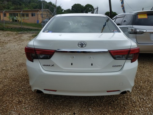 Toyota Mark X 2014 New Import