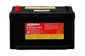 AMG ACDelco Battery
