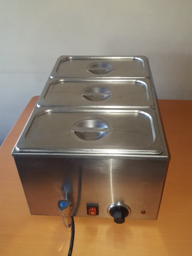 Food Warmers, Commercial Deep Fryer, Ice Maker