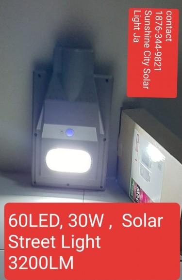 Solar Powered Lights