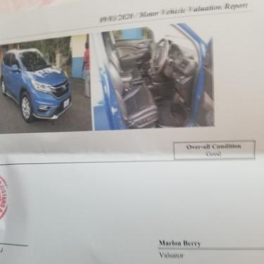 Honda Crv 2016 High End
