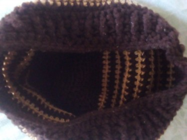 Hand Made Crochet Hat(New& Special)