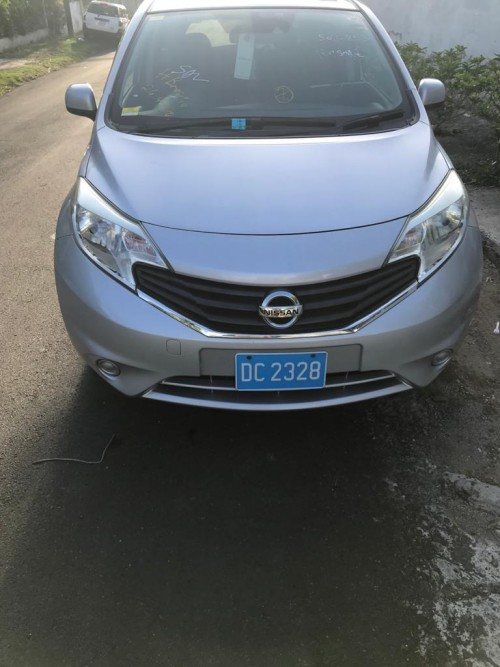 2014 Nissan  Note Newly Imported For Sale