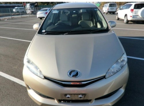 2012 Toyota  Wish Newly Imported For Sale