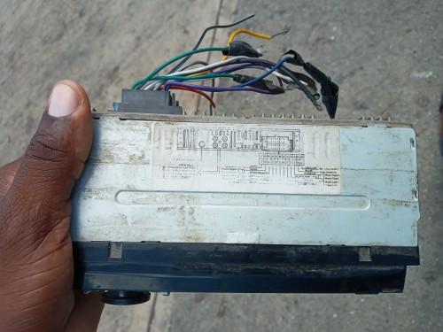 Car Radio USB Bluetooth