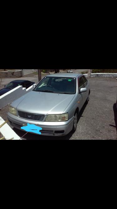 2000 Nissan Blue Bird