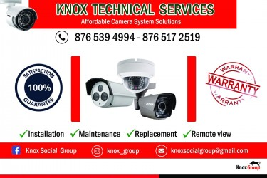 CCTV Surveillance Installation/Maintenance