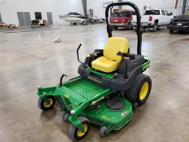 2007 John Deere 757 ZTRAK Zero Turn Mower
