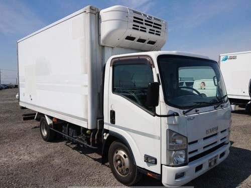 2015 Isuzu Freezer Truck Just Imported For Sale