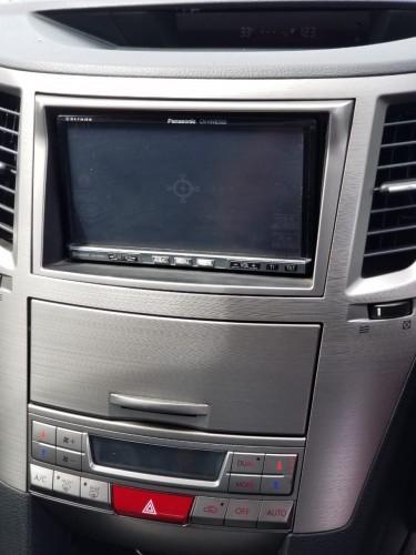 2009 Subaru Legacy 2.5L GT (Turbo)