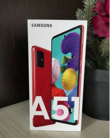 Samsung Galaxy A51 Dual 128GB 4GB Unlocked Phone