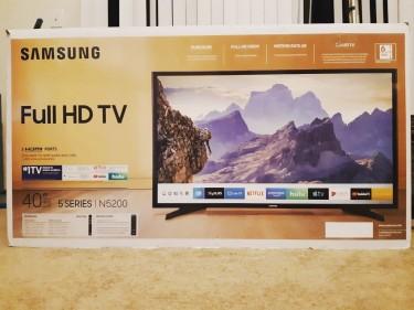 LIKE NEW SAMSUNG TV
