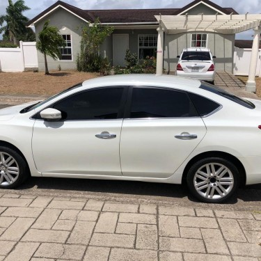 Clean 2015 Nissan Sylphy