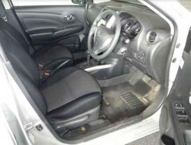 Newly Imported 2015 Nissan Latio