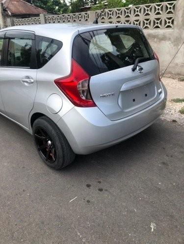 2012 Nissan Note Clearance Sale