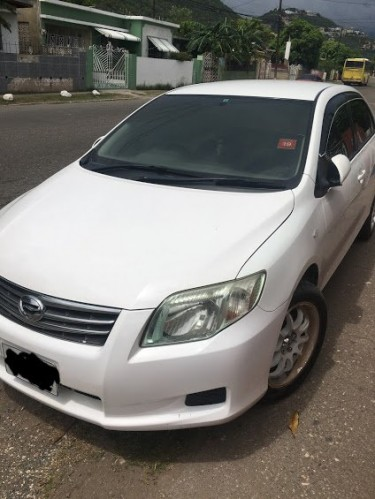 2011 Toyota Axio For Sale