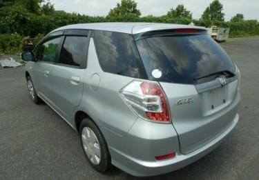 2014 Honda Fit Shuttle Hybrid