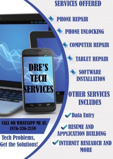 Specialize In Phone Unlocking, Phone Repair