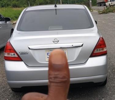 Nissan Tiida Latio